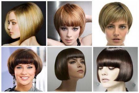 креативные стрижки на короткие волосы фото 2017 женские (сессон)