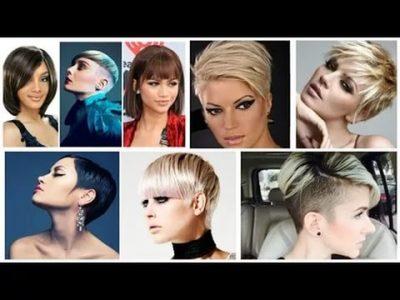 стрижки на короткие волосы тенденции на 2017 фото
