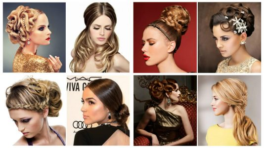 прически на средние волосы фото женские 2017 фото