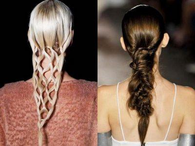 модные прически 2017 женские на длинные волосы
