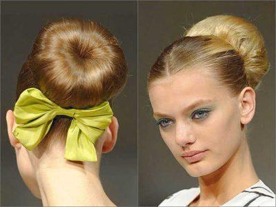 лёгкие причёски на каждый день своими руками на средние волосы
