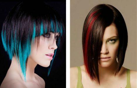 окраска волос 2017 модные тенденции (фото)
