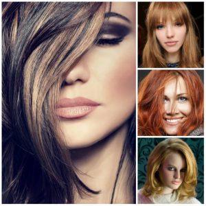 окрашивание волос 2017 модные тенденции (фото)