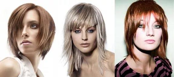 прически на средние волосы 2017 (фото новинки)