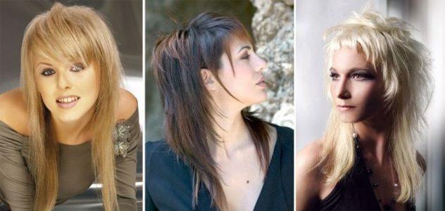 прически на средние волосы 2017 (фото)