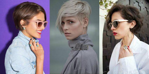 красивые стрижки на короткие волосы 2017, фото женские после 30 лет