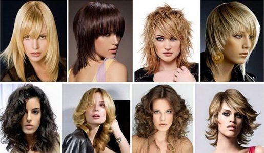 модные стрижки на средние волосы в 2017 году (фото)