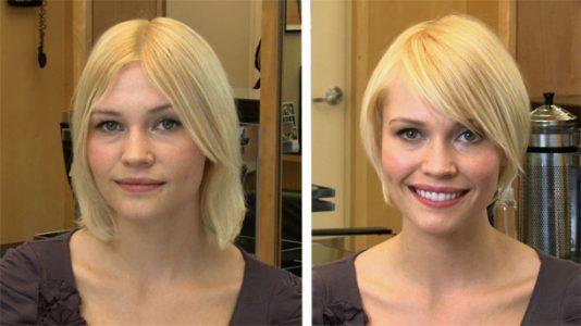 как подобрать прическу по форме лица фото