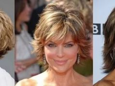 Прически для женщин 50 лет на короткие волосы (фото)