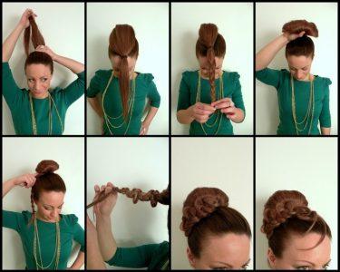 красивые прически на длинные волосы быстро и легко