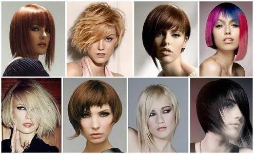 модные прически и стрижки на короткие волосы 2017, фото женские после 30 лет