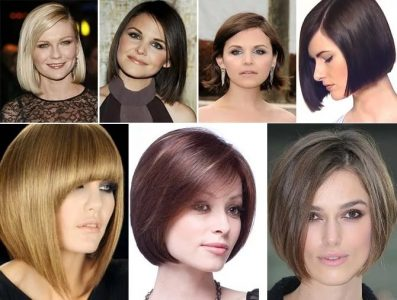 модные стрижки на короткие волосы 2017, фото женские после 30 лет