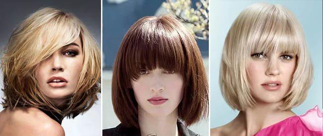модные причёски 2017 женские фото на короткие волосы