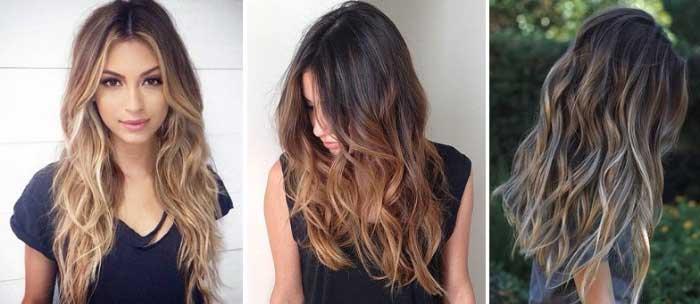 Баяж волосы