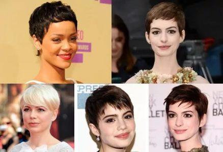 причёски на короткие волосы для женщин 40 лет (фото)