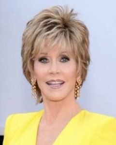 прически на короткие волосы для женщины 50 лет (фото)