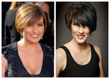 женские стрижки на короткие волосы (фото)