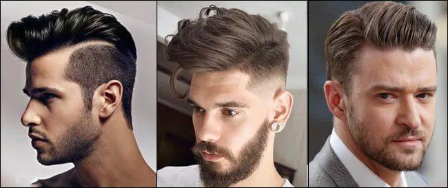 мужские прически 2017 модные тенденции (фото)
