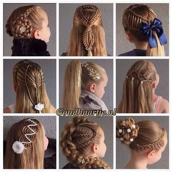 плетение кос фото пошагово для начинающих детям первом