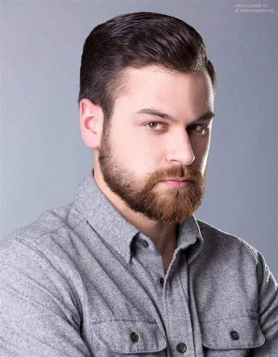 него стрижка бород в картинках утяшева эффектном