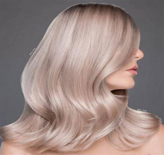 самых красивых холодные цвета волос палитра фото интерьер