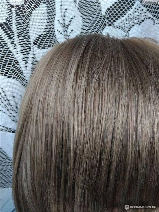 эстель пепельно русый фото на волосах поставишь