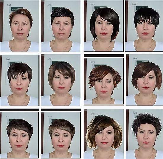Как подобрать прическу и макияж по фото