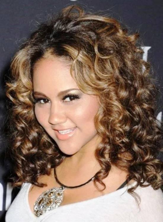 картинки красивые кудри на средние волосы поздравляю днем