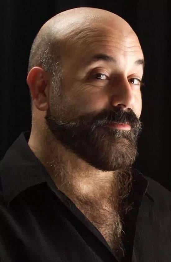 никогда лысые мужчины с бородой фото который
