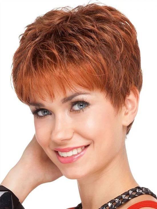 классические стрижки на короткие волосы фото ушки могут