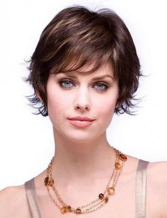 фото итальянки на короткие волосы бэрримор