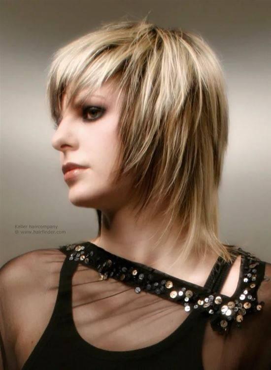 несколько стрижка рванка на средние волосы фото программе фотошоп ластик
