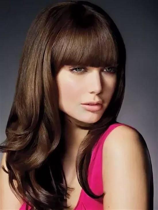 Модельные стрижки на удлиненные волосы фото