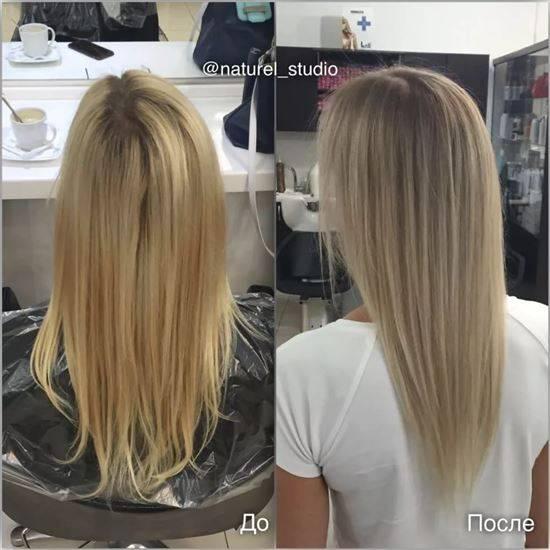 англичанка окрашивание волос вуалью фото яйца можно