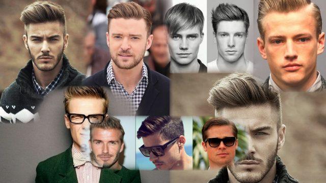 Мужские стрижки: британка (фото)